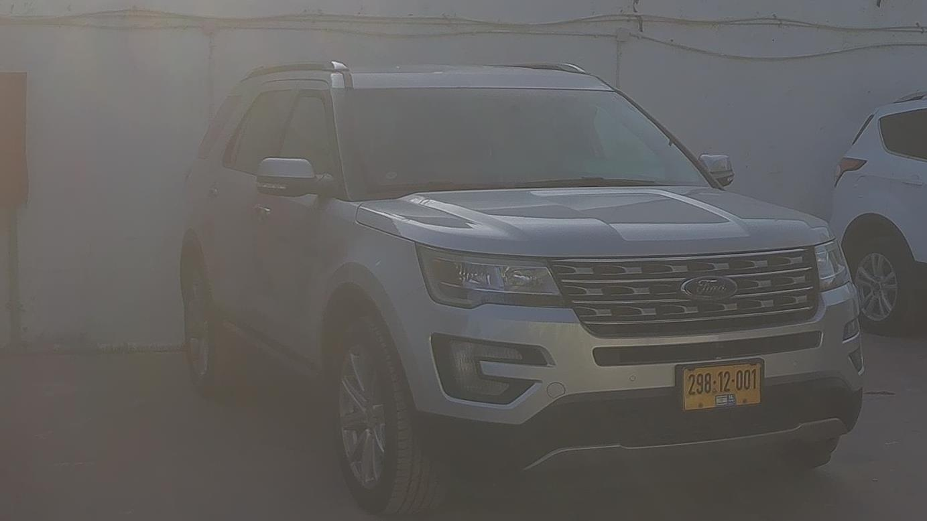פורד LIMITED EXPLORER LIMITE רכב פנאי-שטח בנזין אוטומטי 3497