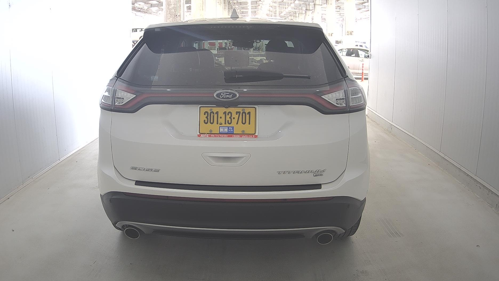 פורד ITANIUM PLUS EDGE TITANIUM רכב פנאי-שטח בנזין אוטומטי 3497 גג 4X4